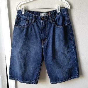 Levi's 569 Loose Straight shorts Waist 32